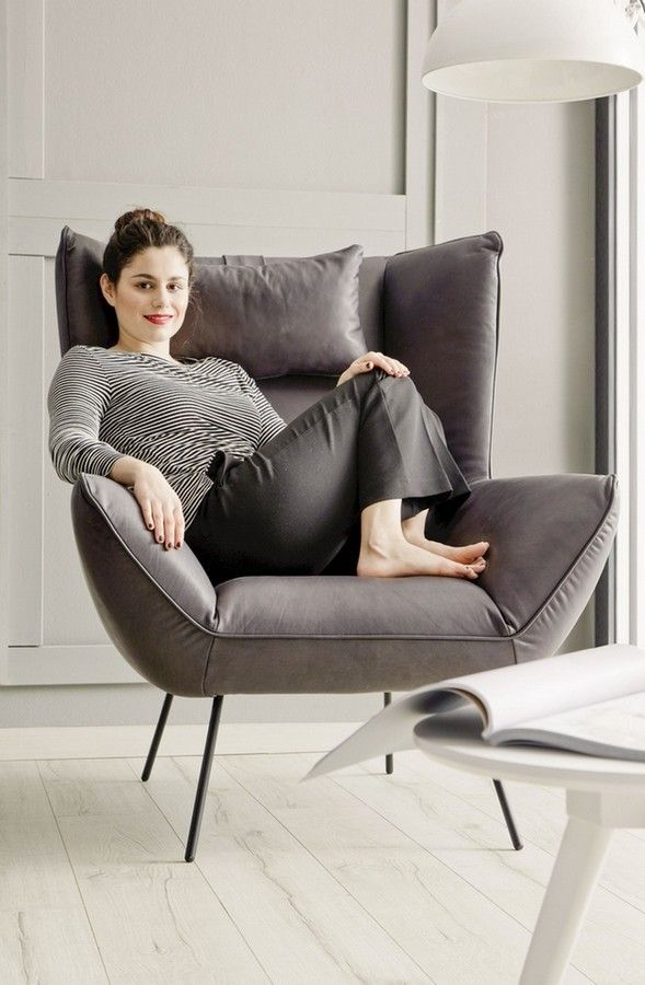 Lage Lounge Stoel.Lounge Chairs Shop At Lagerhaus De In 2020 Fauteuil Stoelen