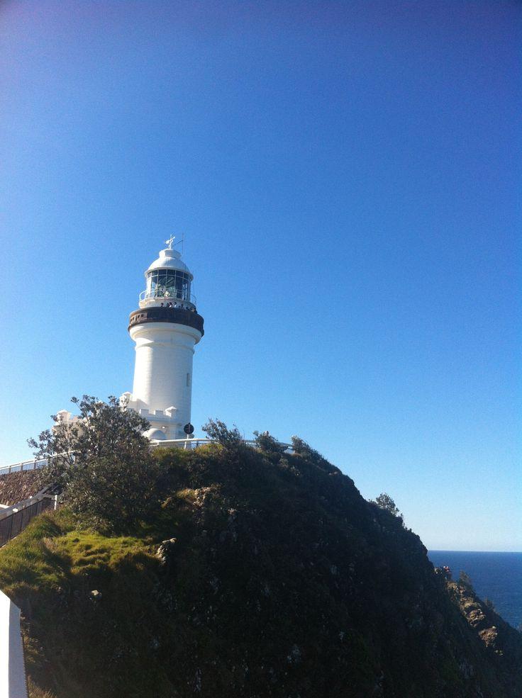 Byron Bay Australia lighthouse