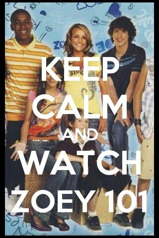 Zoey 101. I will forever be mad at Jamie Lynn Spears for ruining Zoey 101
