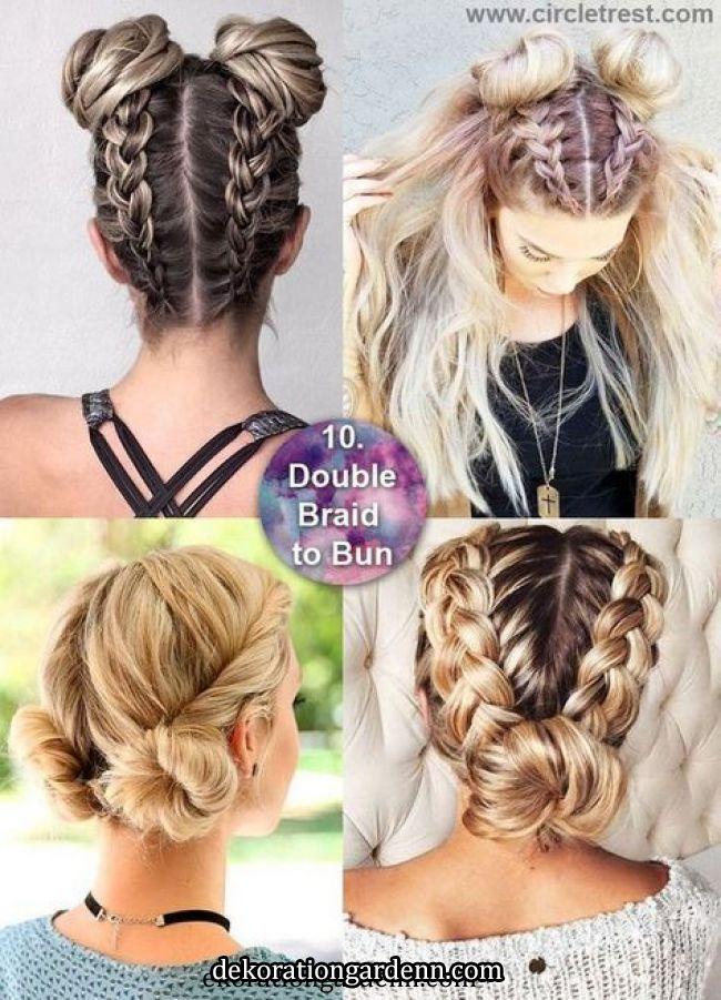 12 Long Hairstyles For Everyone Coiffure Longue Coiffure Facile Coiffures Mignonnes