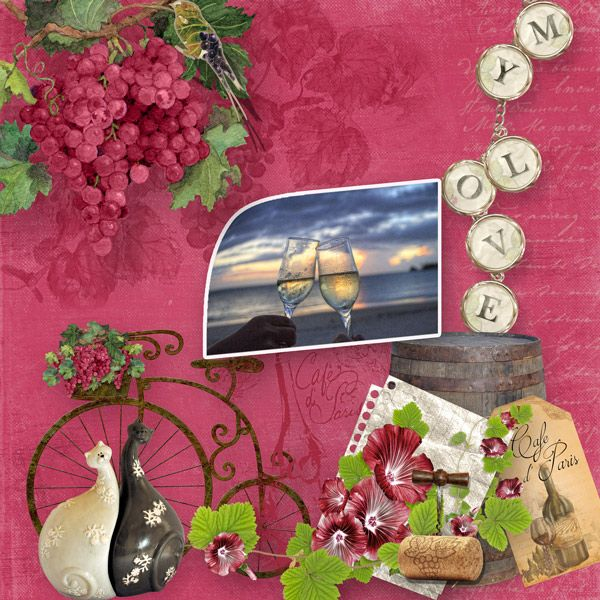 Fabulous NEW Bundle - Sweet Summer Wine by Wisteria Moments  Available @ http://www.pixelsandartdesign.com/store/index.php?main_page=product_info&cPath=128_130&products_id=1349