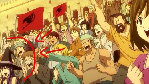 GUYS LOOK ITS BLAIR FROM SOUL EATER! Yes!!! I wasn't the only one to notice this!