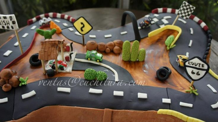 Pastel cars/ pastel coches/ cake cars/ cake coches/ cars ...