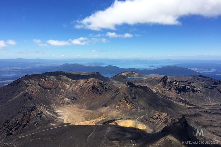 Mount Ngauruhoe Views - Matejalicious Travel and Adventure