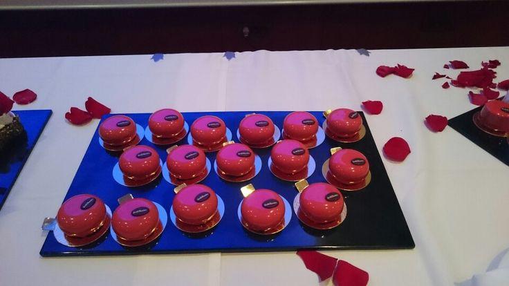 Griottes au chocolat et Grand Marnier, 12/10/2015