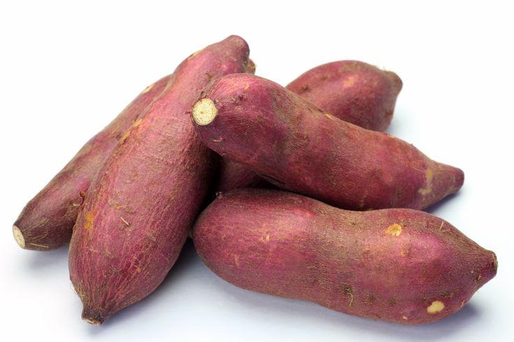 Incríveis propriedades da batata doce - Melhor com saúde