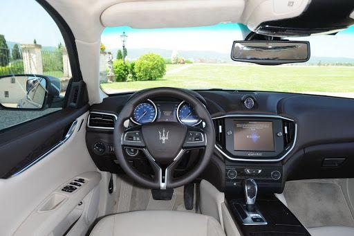 2014 Maserati Ghibli Sedan Detaylandı: Eylül'de Türkiye'de (112 Fotoğraf) - Turkeycarblog