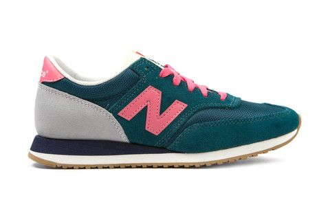 New Balance Women's 620 - Teal/Pink – Feature Sneaker Boutique