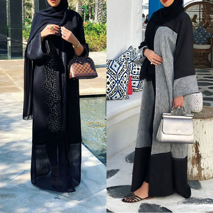 "662 Likes, 20 Comments - Abaya Show (@abaya_show) on Instagram: ""• يمين ولا يسار؟؟ •…"""