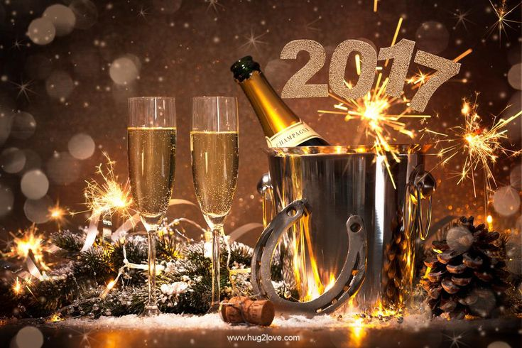 happy new year wallpaper download 2017
