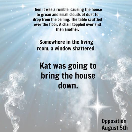 Opposition by Jennifer L. Armentrout; it truly was amazing. I cried several times in this book. I just really wish they make this into a tv series.
