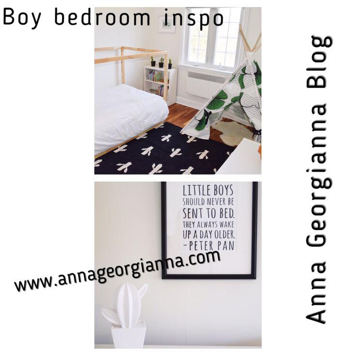Cactus Bedroom-Anna Georgianna Blog http://www.annageorgianna.com/morriss-cactus-inspired-bedroom/