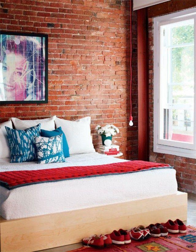 Ideas de decoración: paredes de ladrillo visto para darle un toque rústico y hogareño a tu casa (fotos) — idealista/news
