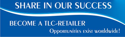 Become a TLC-Retailer - No franchise fees, low start up costs, high profits:  www.tlcforwellbeing.com