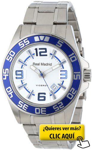 Reloj caballero Real Madrid Viceroy ref: 432857-05 #reloj