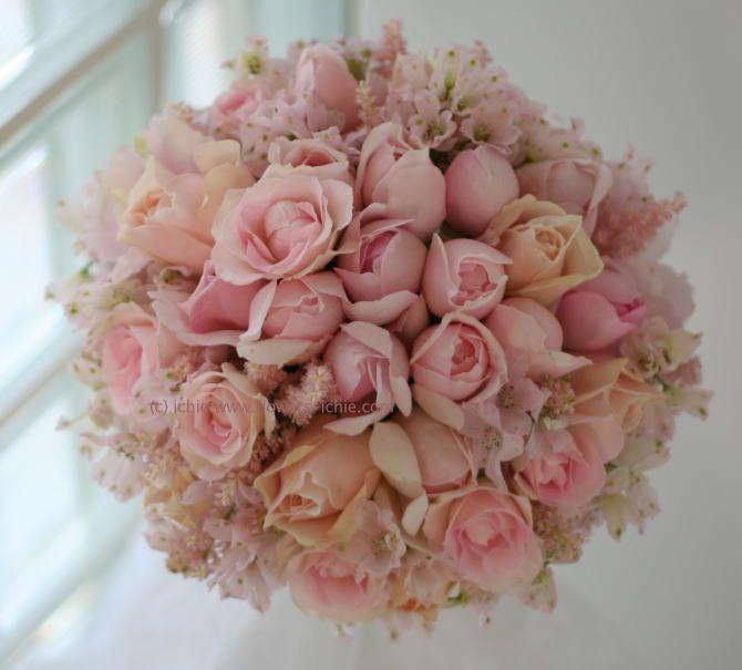 FEU様の装花 花の記憶3