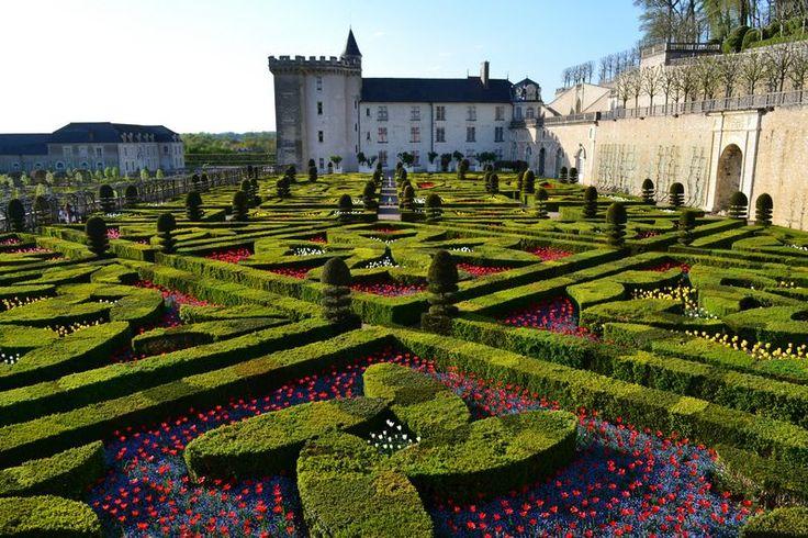 Chateau de Villandry | Château et Jardins de Villandry