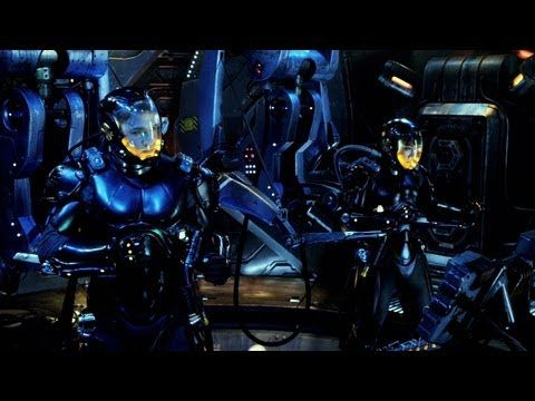 Pacific Rim - Drift Space Featurette