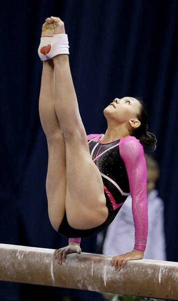 Kyla Ross - U.S. Olympic Gymnast
