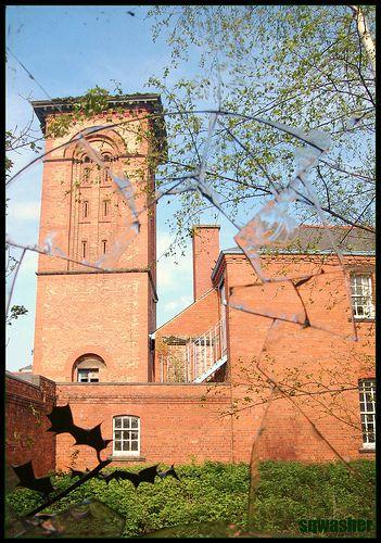 Deva (Cheshire County Asylum), Chester. April 09 - Derelict Places