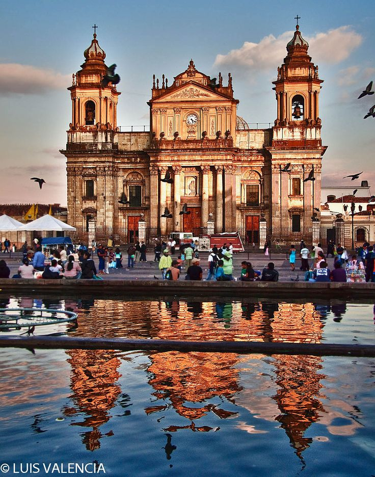 Guatemala city #Catedral