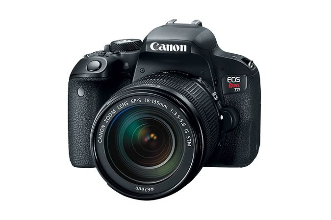 EOS Rebel T7i EF-S 18-135 IS STM Kit | Canon Online Store