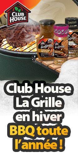 Gagnez un Gros œuf vert – gril, fumoir, four. Fin le 28 février.  http://rienquedugratuit.ca/concours/club-house-gros-oeuf-vert/
