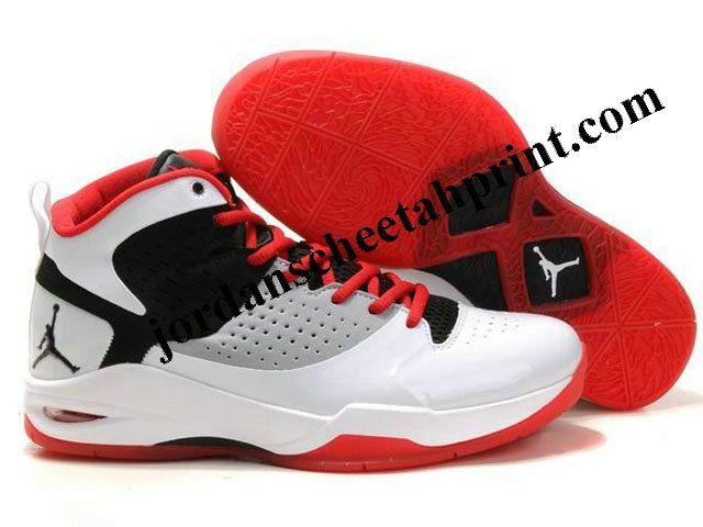 White/Black-Red Jordan Fly Wade for Dwyane Wade I Shoes on sale