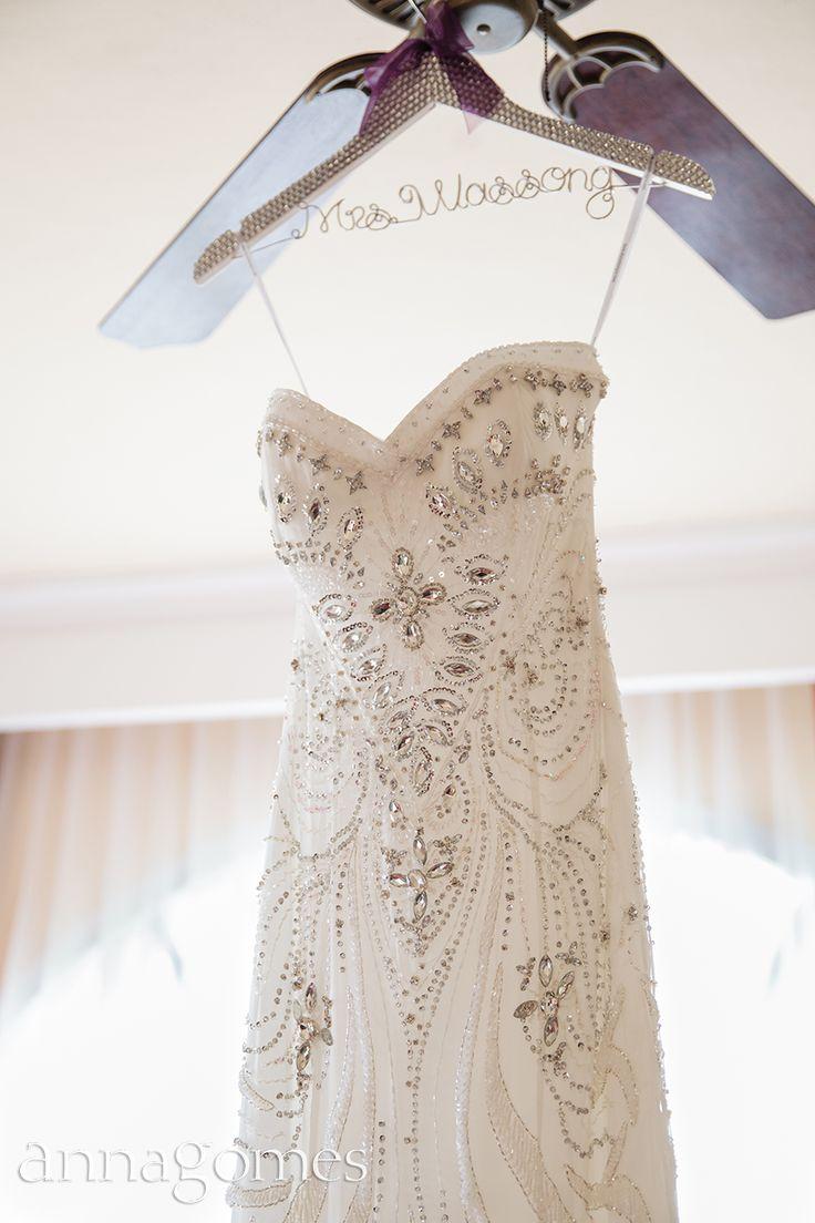 Wedding dress. Los Cabos Wedding ©annagomes