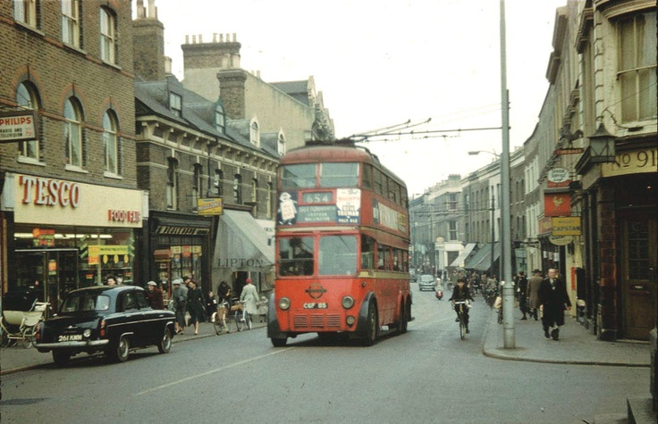 South Norwood, 1950s