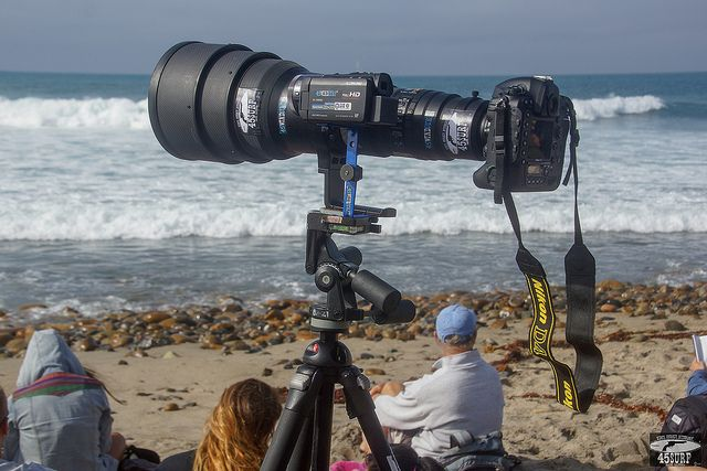 How 2 Shoot Kelly Slater Surfing! Nikon D4 rig with Video Camera for Shooting Stills & Video @ Same Time!