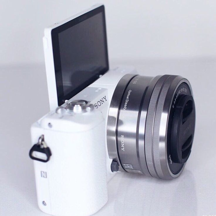 For sale: Sony A5100 in White comes with kit lens case memory card and some added beauty treats! Perfect Vlogging camera has wifi great quality and ideal for travelling as lightweight. 399! Get in touch if interested a favourite of many youtubers for Instagram and filming Including @mayasworld and @desiperkins by lizaprideaux