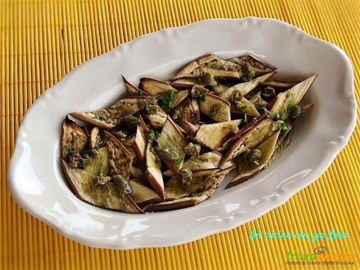 Melanzane olivia grigliate al forno  #ricette #food #recipes
