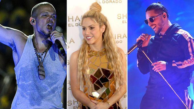 ¡Imperdible! Estos son los nominados en los Latin Grammy 2017