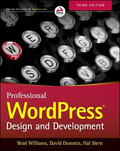 25 best programming books images on pinterest computer science professional wordpress design and development by brad williams httpamazon fandeluxe Images