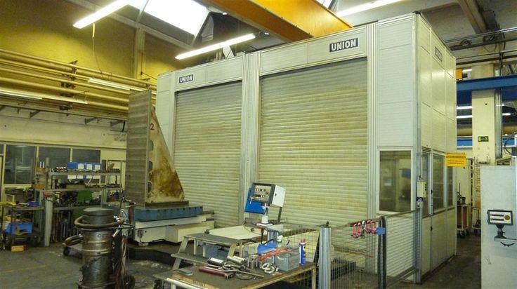 new in stock: Tischbohrwerk - CNC UNION KC 130/1 №1124-2224 Baujahr 2009 get quote now!