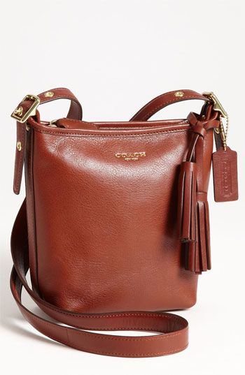 COACH 'Legacy - Mini' Leather Shoulder Bag | Nordstrom
