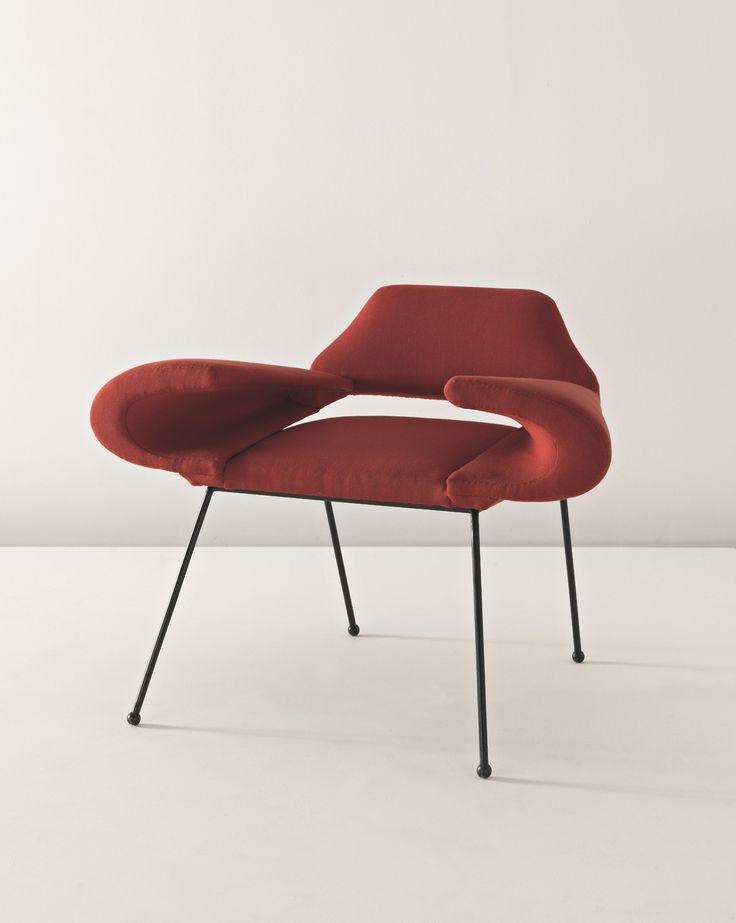 Unique U0027Orlyu0027 Armchair, 1955