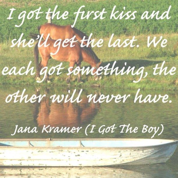 Jana Kramer - I Got The Boy