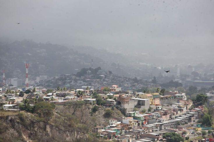 Copeco decreta alerta verde por 24 horas para siete departamentos de Honduras  El fenómeno natural dejará acumulados de lluvia de hasta 30 milímetros el resto del día en el este del territorio