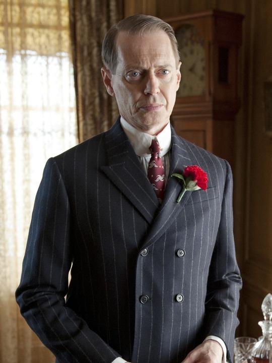 Boardwalk Empire (TV show) Steve Buscemi as Enoch ``Nucky'' Thompson. Complete Legend fine actor