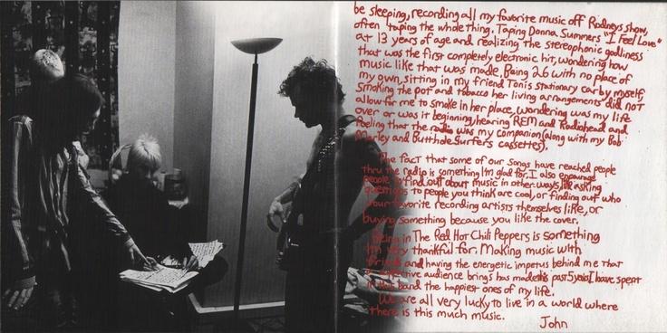 John Frusciante quote