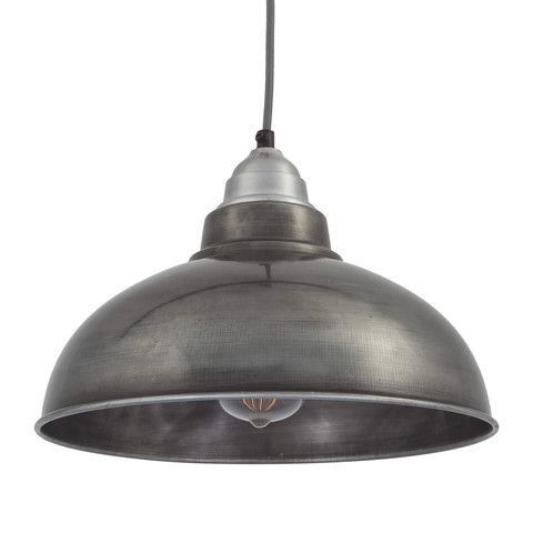 Our Old Factory Vintage Pendant will compliment the colours of your kitchen. See more options at http://www.industville.co.uk/collections/ceiling-lights-lampshades