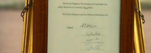 Ducesa de Cambridge a nascut un baietel on http://www.fashionlife.ro