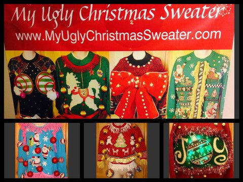 Ugly Christmas sweaters have become a hot commodity during the holiday season. But have you ever wondered where you can find ugly Christmas sweaters for sale? My Ugly Christmas Sweaters has the best (and most original) sweaters around. Whether you're looking for an 80s retro or a DIY sweater, we've them all. My Ugly Christmas Sweater has taken these sweaters to a whole new level of ugliness and craftiness. So take a look at www.myuglychristmassweater.com!