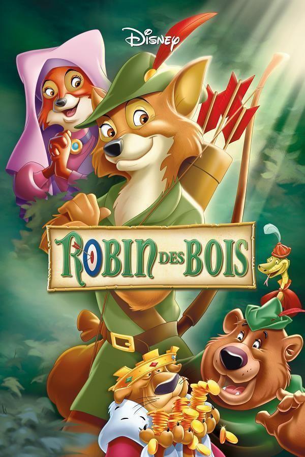 Robin Des Bois 1973 1080p vf disney