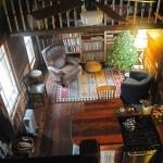 tiny house: Cabin, Living Rooms, Texas Tiny, Tiny House, Texas House, House Interiors, Tiny Texas, Small House, Living Small