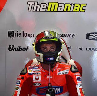 DUCATI SUPERBIKE  MALANG: Ducati: Iannone memang cocok dijuluki 'Maniac'!