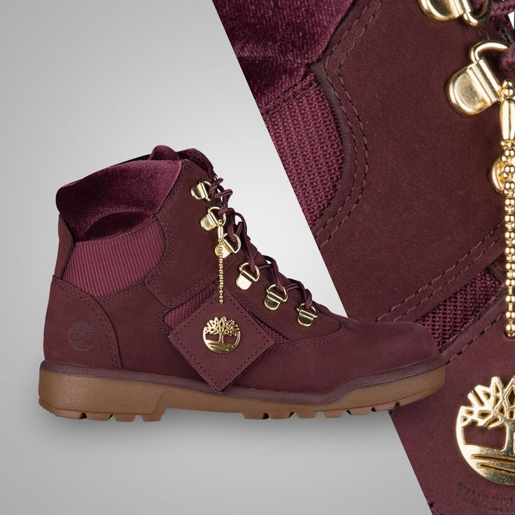 It's Timbs Season. Give winter the boot with these fresh looks, available in kids' sizes. #Timberland #boots #kidsboots