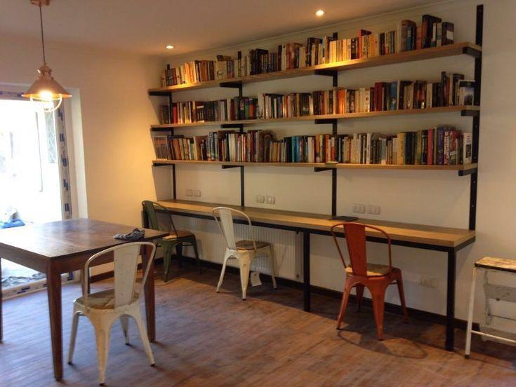 Librero - Ferrari, Muebles y Espacios